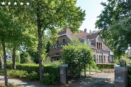 Welcome to the grand villa Seulle  State - Sint Jacobiparochie - House