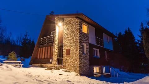 Toda la cabaña Juri- High Tatras