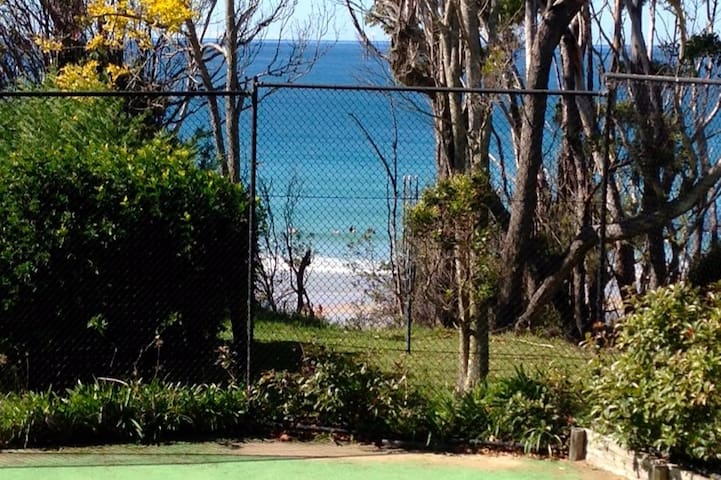 Hideaway at the beach Victor Ave Sth Narrawallee - Narrawallee - Apartment
