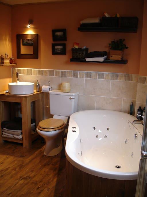 Upstairs Bathroom