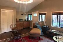 Studio Deck House