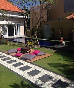Pool villa Echo beach Canggu - Kuta Utara - 別荘