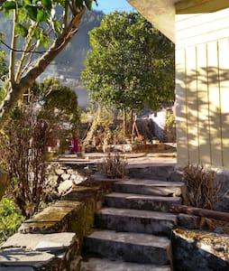 Ekant (Meditation&Spirituality): Backpackers room
