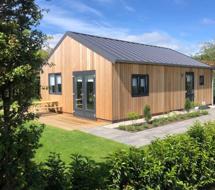 Mooi nieuw 4-pers vakantiehuis Noordwijk aan Zee