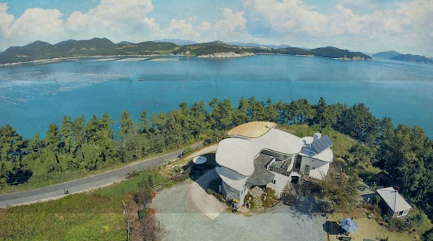 "Hot and Cozy place ""Namhae""(남해) - Samdong-myeon, Namhae-gun - Villa"