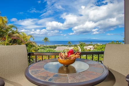 Wailea Ekolu - 2 BR/2 BA Ocean View Luxury! - Wailea-Makena