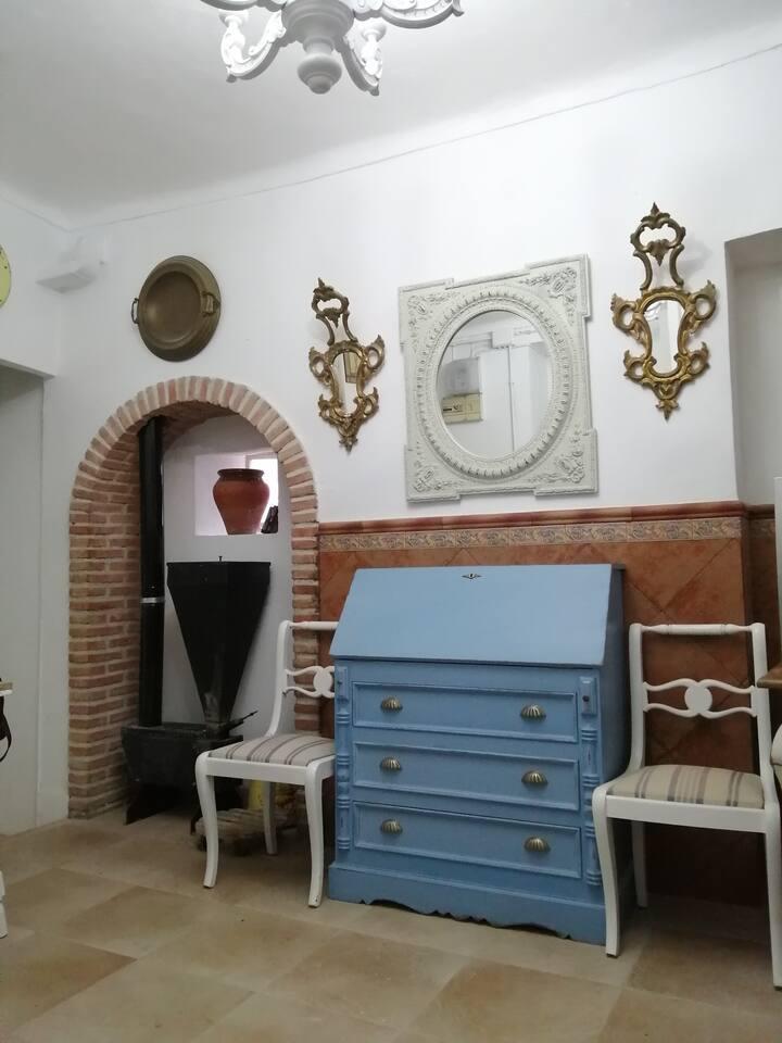 Casa turística Baena