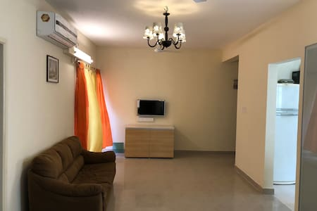 A quaint fully furnished 3 BHK at Siruseri off OMR