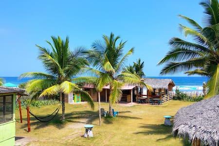 2 bedroom suite with beach views. - Montañita