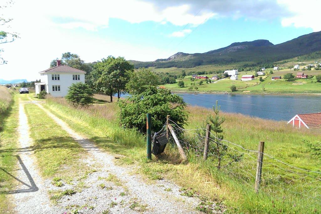 Welcome to property Sørheim