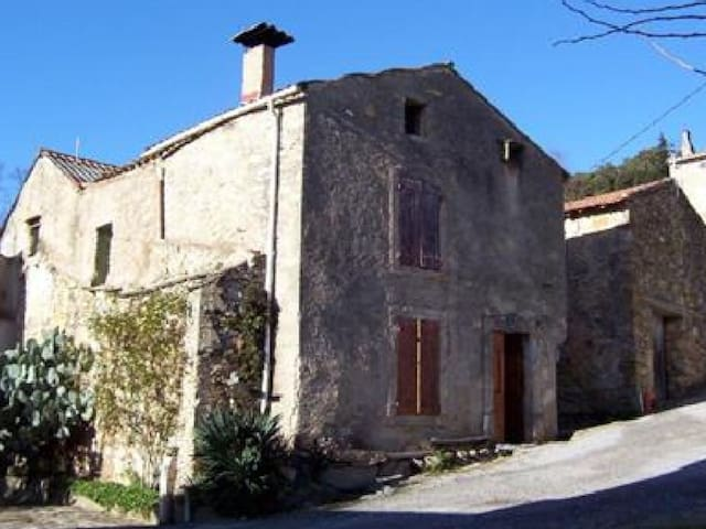 Rustic 16th century converted farmhouse - Vélieux - Haus