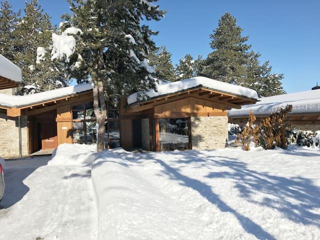 Villa Six, Pirin Golf Resort & Spa, Bansko - Bansko - Ev