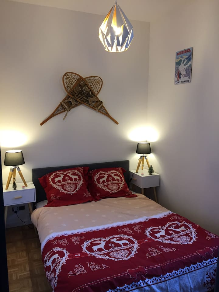 Appartement Orelle / Val Thorens