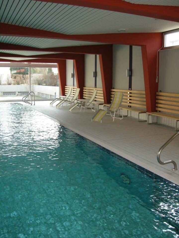 2-Zimmer Wohnung, mit Pool, Friedrichshofen