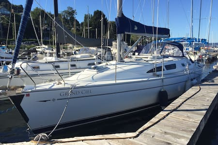 Sailing Vessel for Rent - Sun Odyssey 37' - Seattle - Boat