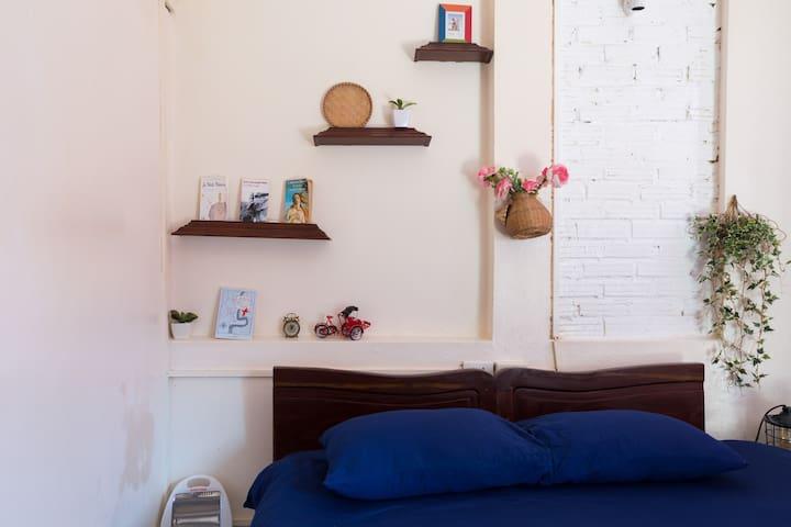 Hanoian backpack hostel- like a home