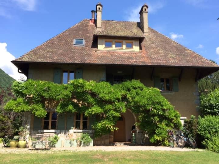 Maison d'exception - Menthon st Bernard