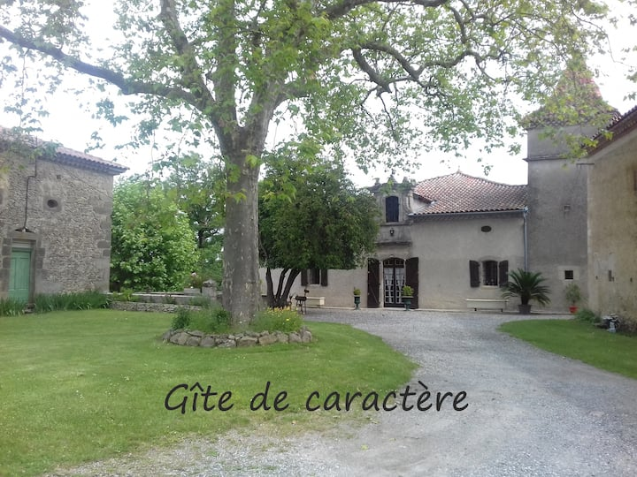 "Gîte "" Les Cathalos"" / 5 pers."