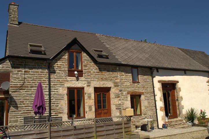 La Haute Metairie B & B - Lassay-les-Châteaux - Bed & Breakfast