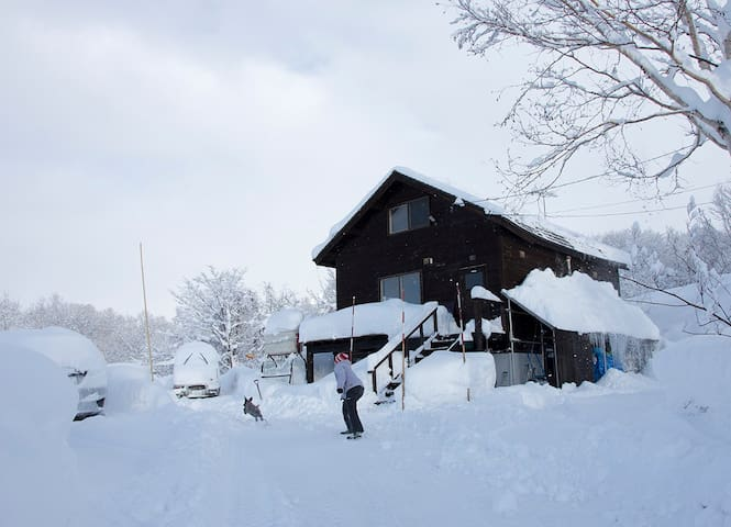 1  or 2 Bedroom Chalet in Niseko Annupuri - Niseko - Almhütte