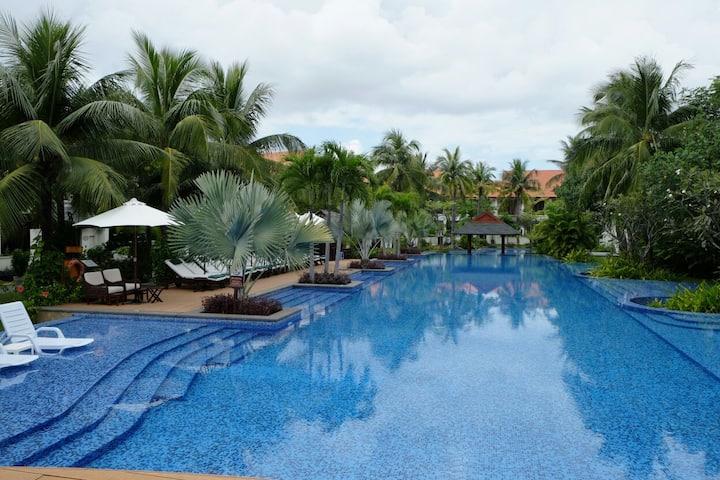 Champa 4BR Villa, Furama Villas Danang