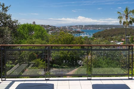 Large Family Home near Manly with Harbour Views - Balgowlah