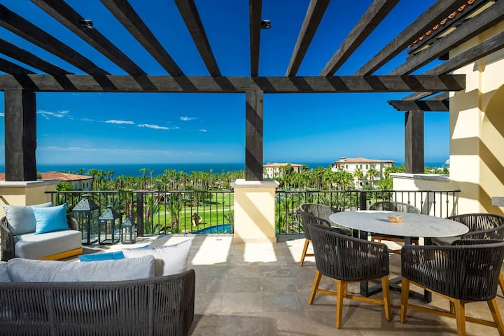 Esperanza 3BR Penthouse Villa fts. Access to Esperanza Resort Spa & Amenities