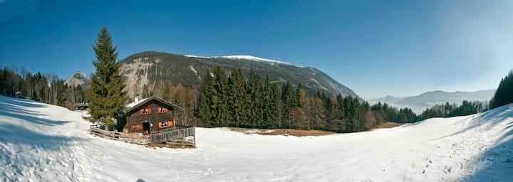 """""""Großer Bär"""" Almhütte in Tirol"""