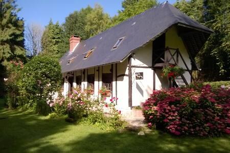 La Châtaigneraie  Suite familiale ou amicale 75 m² - Forges-les-Eaux - Pension