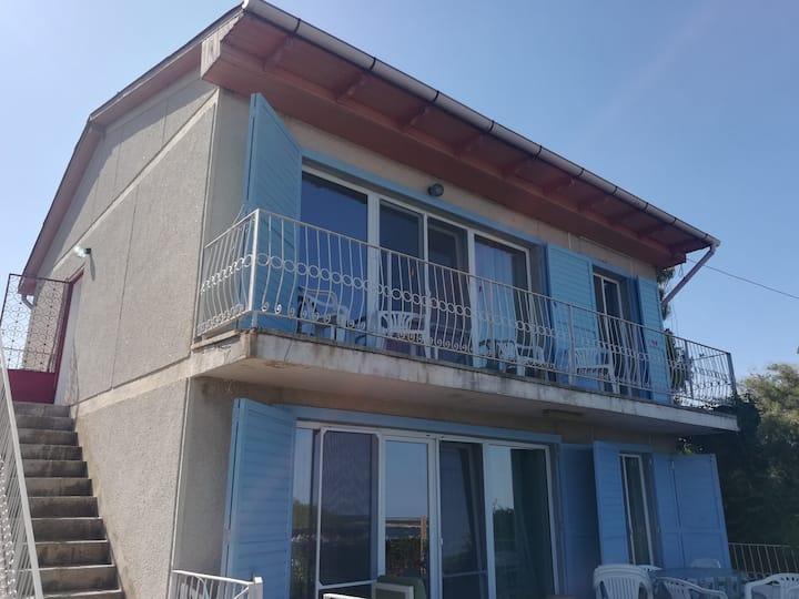Cozy studio #1, with balcony