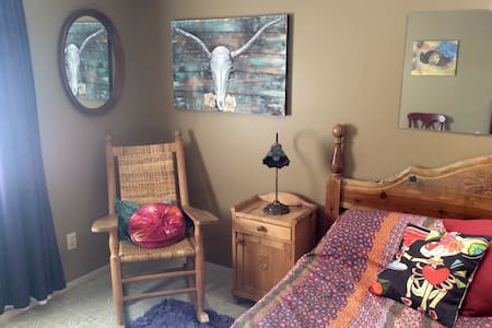 Air-conditioned Bohemian Studio in Bisbee