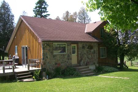 Secluded Country Cottage near Collingwood - Singhampton - Hus