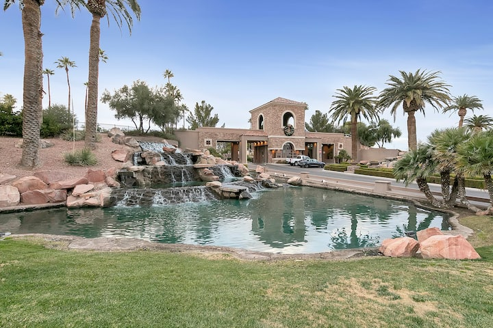 Country Club Lifestyle in Las Vegas /GOLF VIEW
