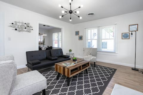 NEW-Renovated Modern Home in the Heart of Asheboro