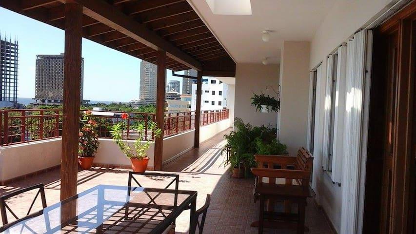 Habitación en Penthouse en Gazcue - Santo Domingo