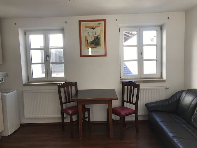 Privates City Appartment Reisbach