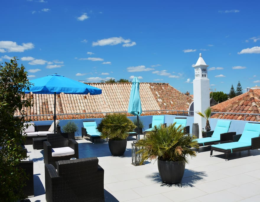 Tavira House Hotel Website