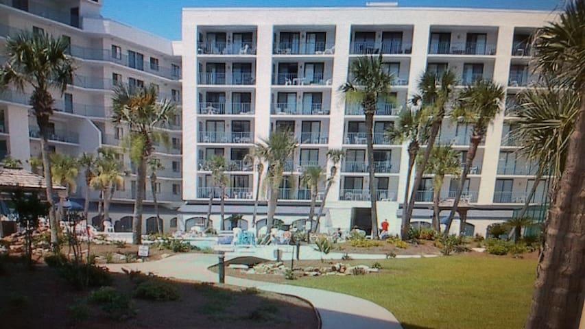 Hangout Fest Beach Condo! - Gulf Shores - Kondominium