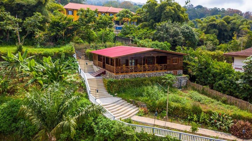 Roça Saudade Guesthouse
