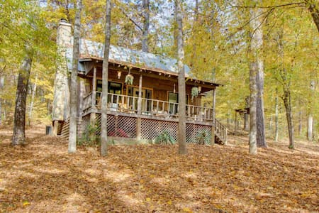 Driftwood Cabin - Pickens County - Andere