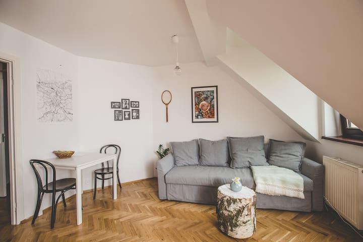 Apartment Planet Poland city center - Krakov - Daire