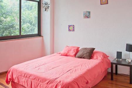 Cozy Bedroom - Ciudad de México - Appartement