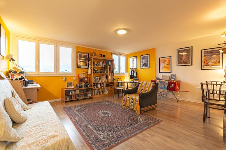 Superb spacious accommodation near Paris - Professional Cleaning