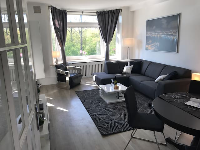 Stylish comfortable apartment with perfect view! - Amsterdam - Apartment