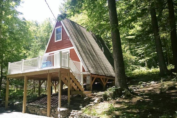 Peaceful Maranacook Cabin