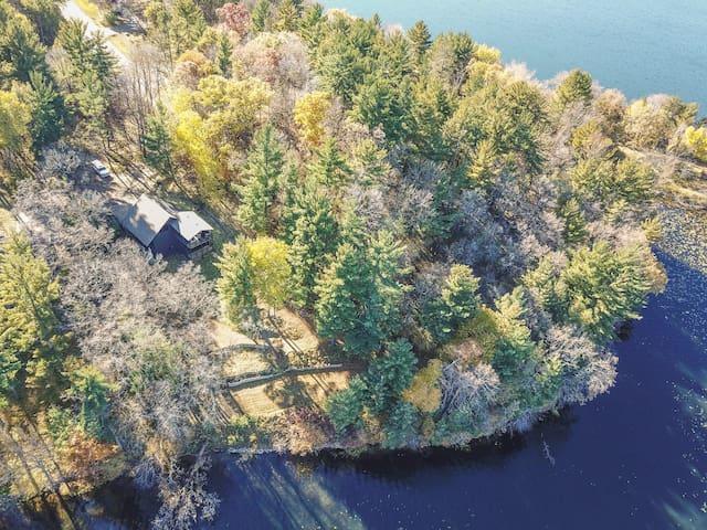 Adventure Studio and lakeshore