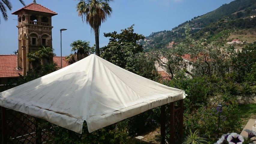 Accogliente appartamento in villa - Latte, Liguria, IT - Wohnung