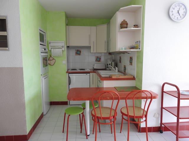 Location P2 La Grande Motte - La Grande-Motte - Apartamento