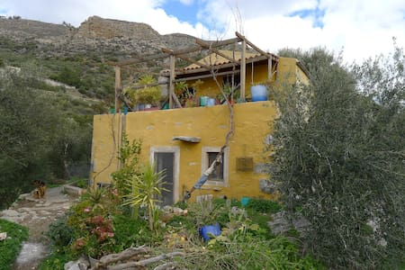 House in Riza(Root) - Lasithi - Luontohotelli