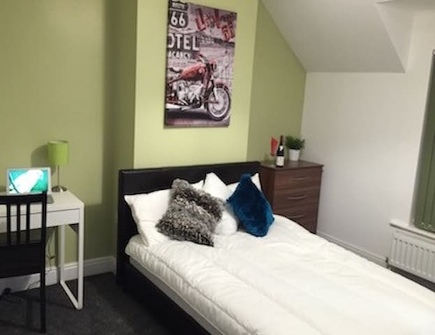 Ponte Lodge Apartment  in Castleford - Castleford - Apartment